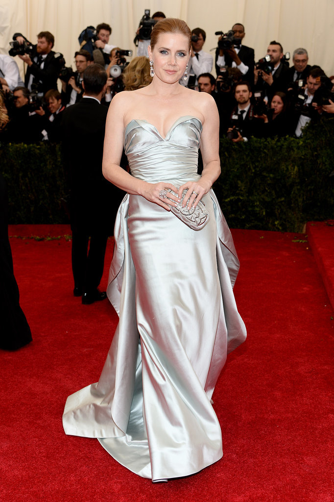 Amy Adams at the 2014 Met Gala
