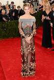 Our Favorite Wood Nymph, Shailene Woodley, Went Barefoot After the Met Gala