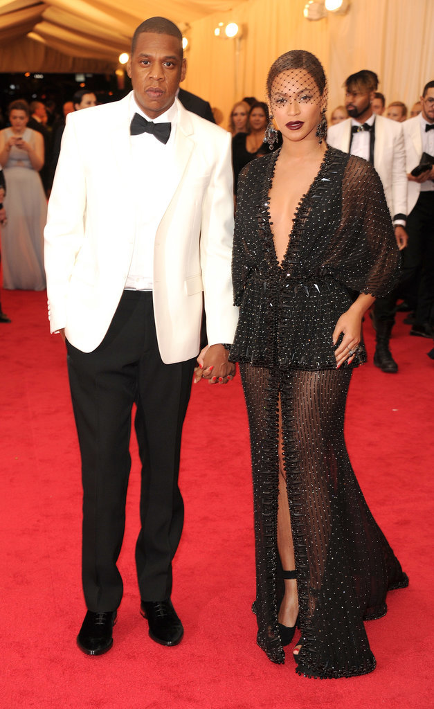 In True Carter Family Fashion, Beyoncé and Jay Z Shut Down the Met Gala