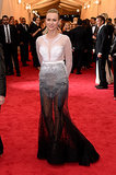 Naomi Watts at the 2014 Met Gala