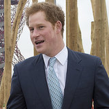 Prince Harry Twerks at Guy Pelly's Wedding: Report