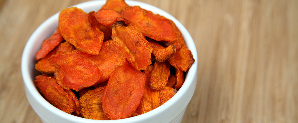 Carrot Chips Recipe | POPSUGAR Fitness