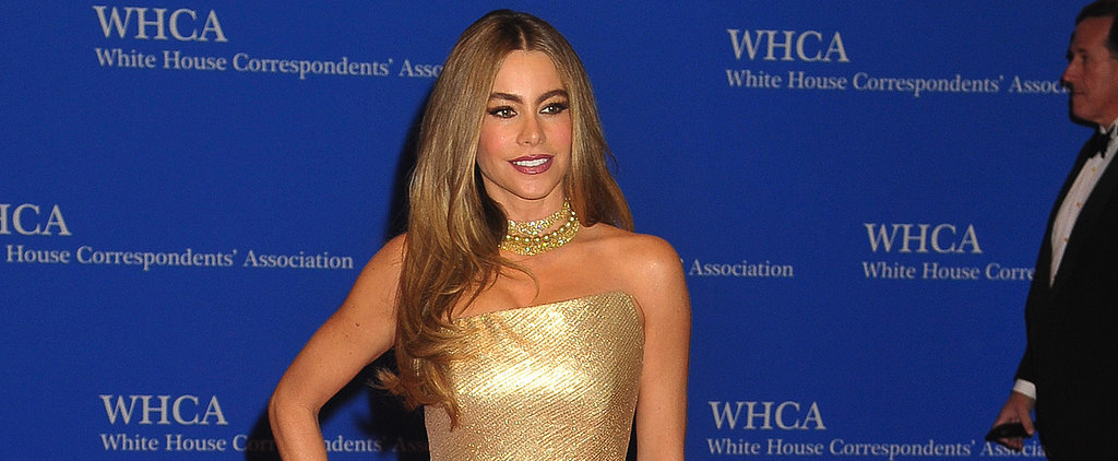 Was Sofia Vergara the Best Dressed Woman in DC This Weekend? Find Out on POPSUGAR Live!