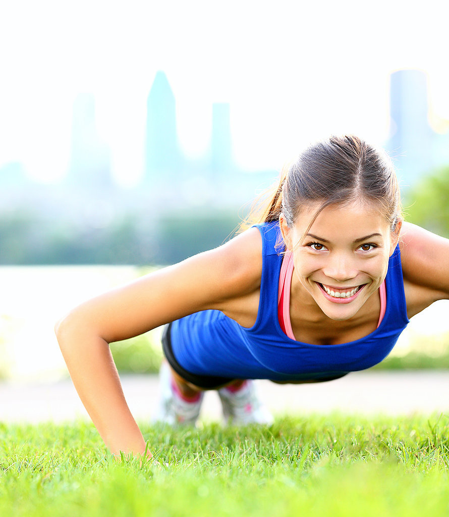 Exercise Fitness: Body-Weight Exercises