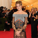 Shailene Woodley Red Carpet Style