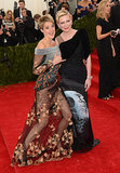 Shailene Woodley at the 2014 Met Gala