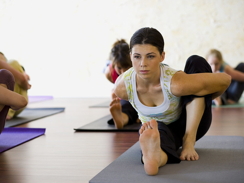 How to Relax During Yoga  POPSUGAR Fitness