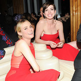 Diane Kruger and Anne Hathaway