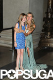 Gisele Bündchen Goes Green For Another NYC Gala