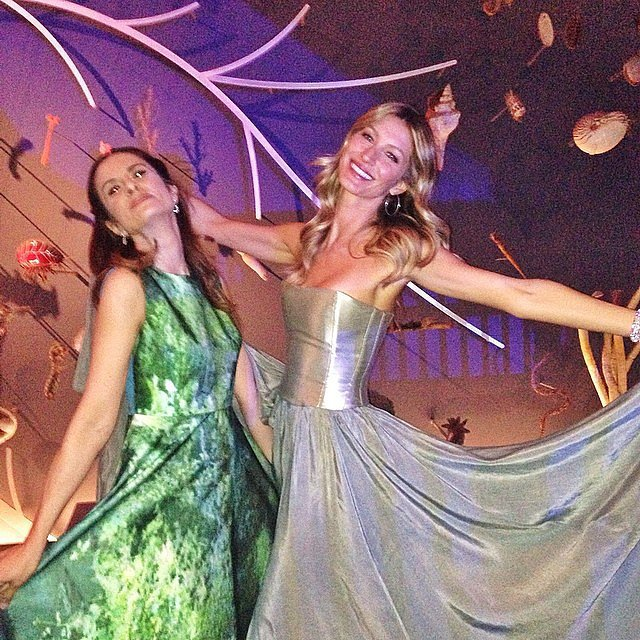 Source: Instagram user giseleofficial