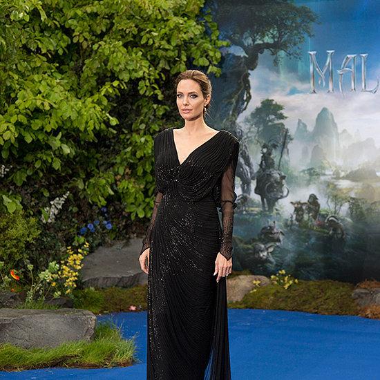Angelina Jolie Goes to the Dark Side . . . Again!