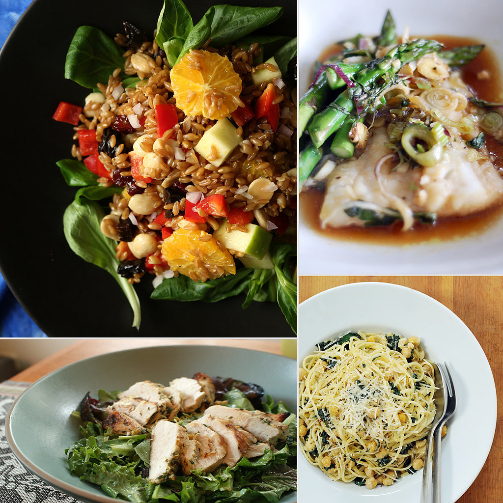 7 Unexpectedly Fast and Easy Dinners to Make This Week
