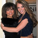 "Britney Spears honored her mom, Lynne, with a throwback photo, writing, ""To the woman who taught me everything I know about being a mom . . . Happy Mother's Day mom!"" Source: Instagram user britneyspears"
