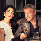 Amal Alamuddin's Engagement Ring | Pictures