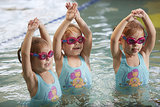 Giving toddlers swim lessons reduces their drowning risk by 88 percent.