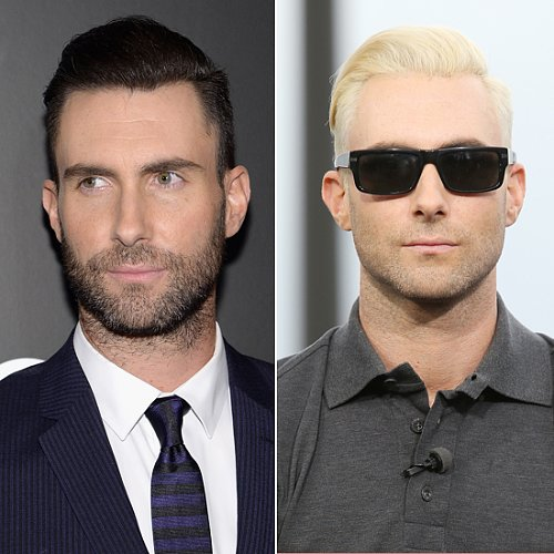 Hollywood Hot Men Who Have Bleached Hair