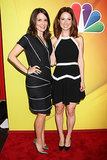 Tina Fey and Ellie Kemper