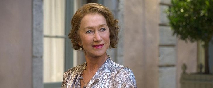 Helen Mirren Is Cooking Up a Hit in The Hundred-Foot Journey