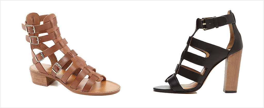 Proof That Gladiator Sandals Are Just as Easy to Wear as Flip-Flops