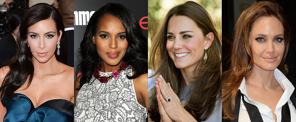 Which Famous Brunette Are You?