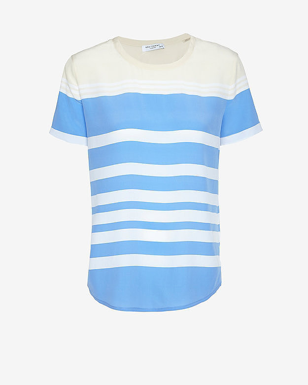 Equipment Striped Top