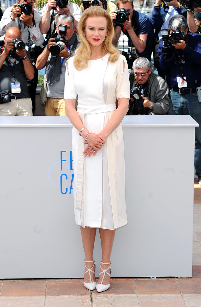 Nicole Kidman at the Grace of Monaco Photocall