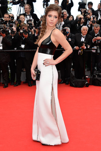 Adèle Exarchopoulos at the Grace of Monaco Premiere