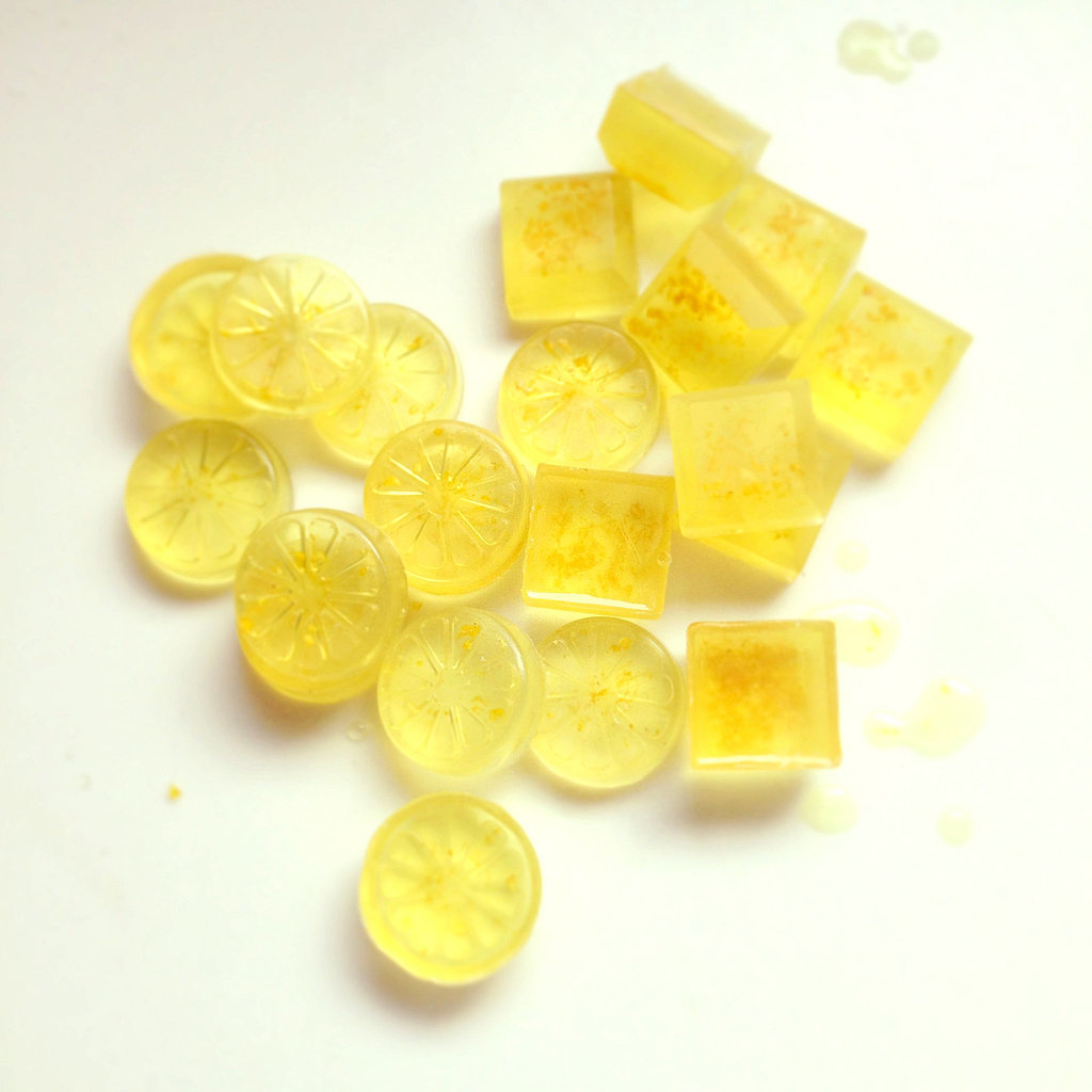 Lemon-Rind Soaps