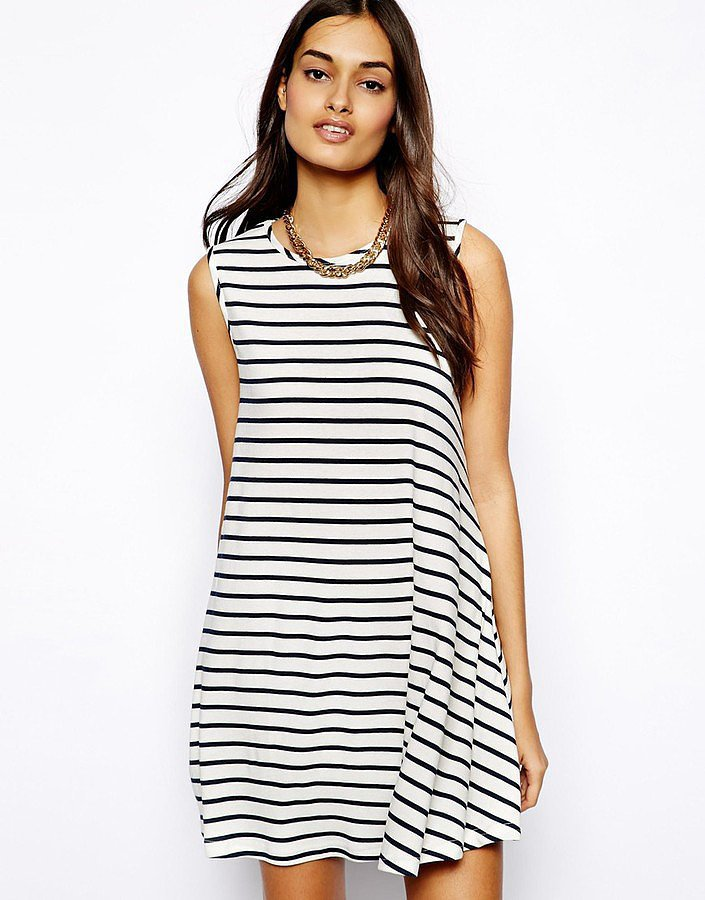Glamorous Striped Dress