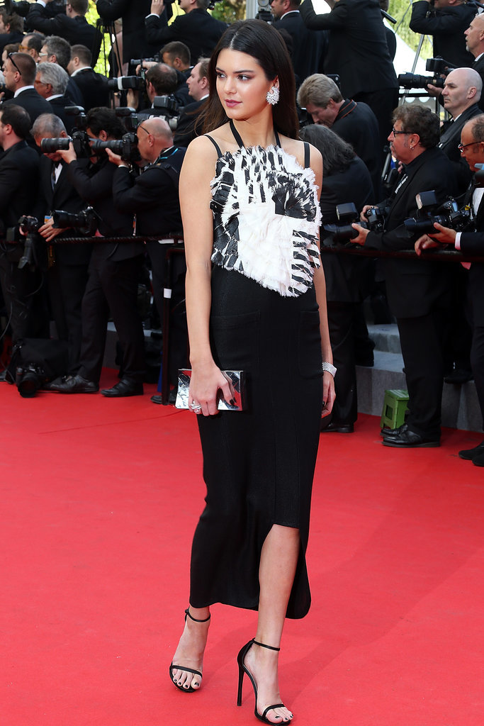 Kendall attended the Cannes Film Festival's opening ceremony and premiere of Grace of Monaco on Wednesday.