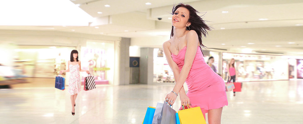 12 Completely Baffling Pictures of Women Shopping
