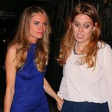 Cressida Bonas With Princess Beatrice After Breakup