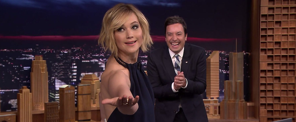 Jennifer Lawrence Is Mad at Jimmy Fallon For the Most Hilarious Reason