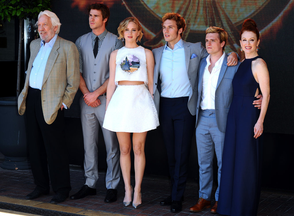 Jennifer Lawrence and Her Guys Are Reunited, and It Looks So Good