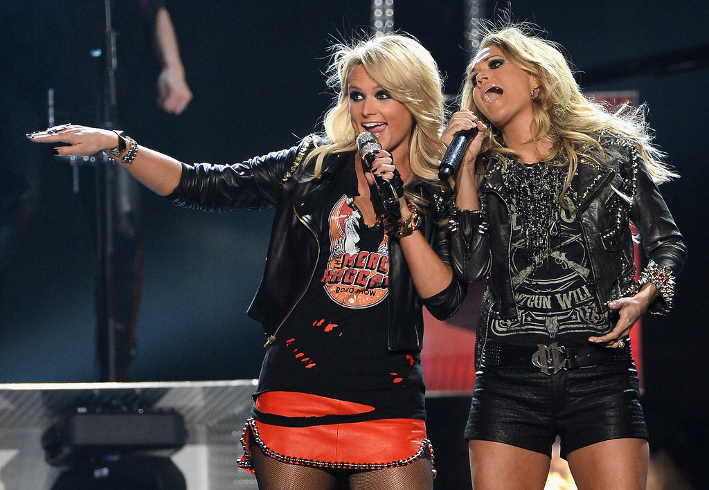 Carrie and Miranda Bring Country Girl Power to the Billboard Music Awards