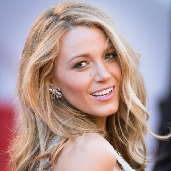 Pictures of Blake Lively Hair at 2014 Cannes Film Festival