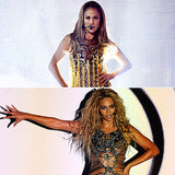 Beyoncé vs. J Lo: A Billboard Music Awards Showdown