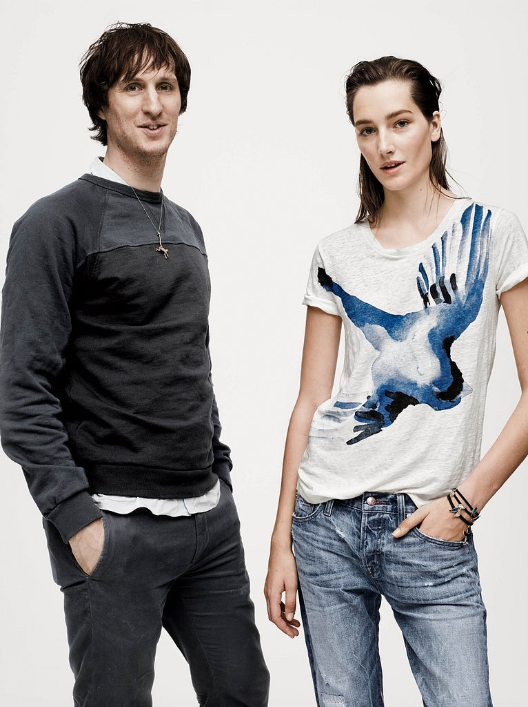 Marc Alary For J.Crew