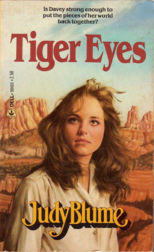 New Mexico: Tiger Eyes by Judy Blume