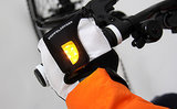 Turn Signal Light Gloves