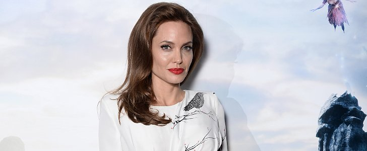 "Speed Read: Angelina Jolie Says Celebrity Moms ""Shouldn't Complain"""