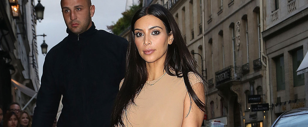 Kim Kardashian Squeezes In Another Party Ahead of Her Big Day