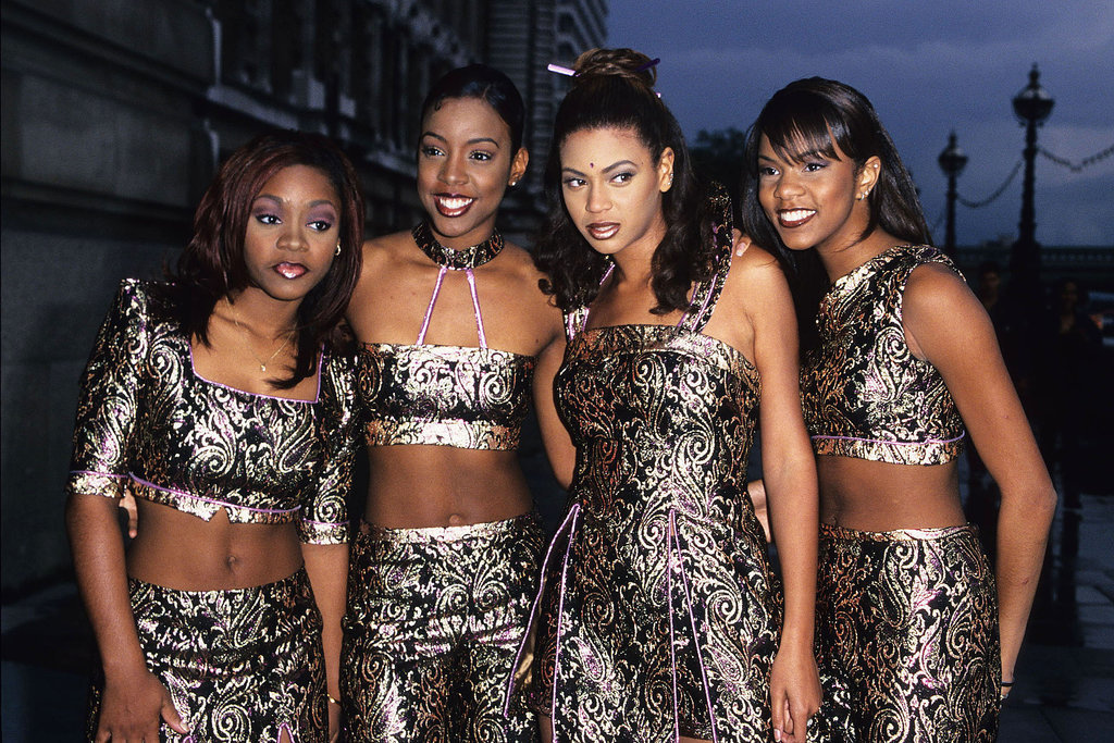 And Destiny's Child Wore Whatever This Is