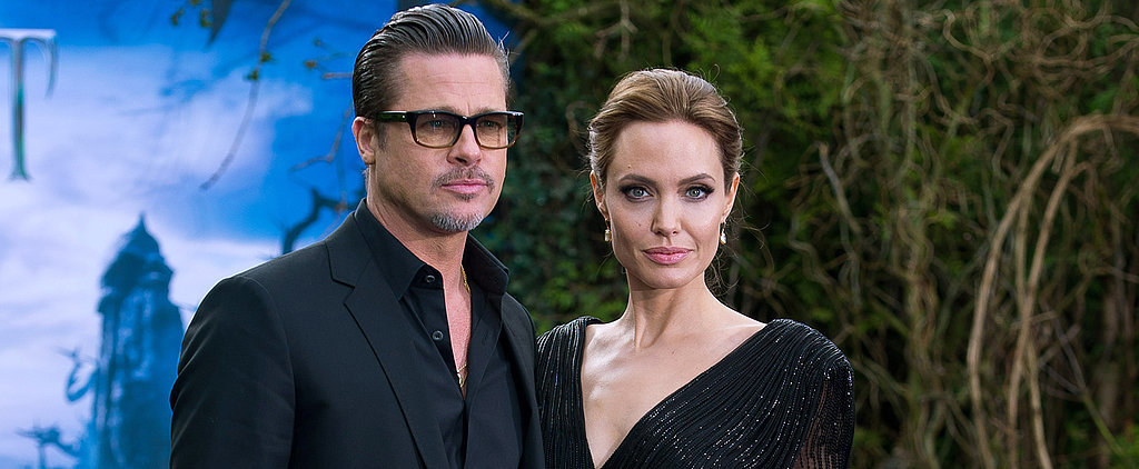 "Speed Read: Angelina Promises a ""Memorable"" Wedding With Brad"