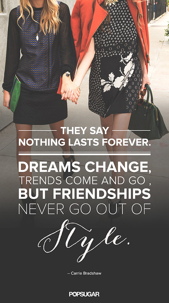 Carrie Bradshaw Fashion quot;s POPSUGAR Fashion 94