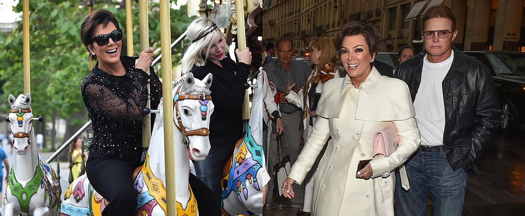 No One Is More Excited About Kim and Kanye's Wedding Than Kris Jenner