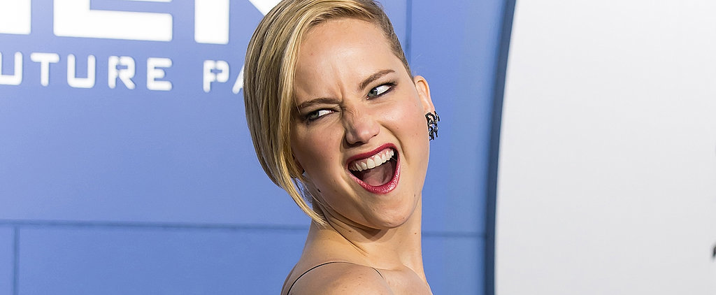 26 Reasons You and Jennifer Lawrence Would Actually Be BFFs