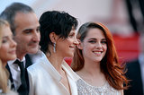 Kristen Stewart Arrives in Cannes to Rave Reviews