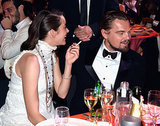 Leonardo DiCaprio and Toni Garrn Continue to Live It Up in Cannes