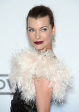 Milla Jovovich at the amfAR Cinema Against AIDS Gala